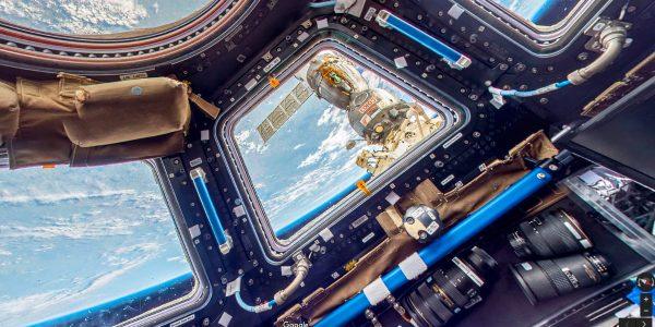 Google Street View – ISS