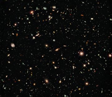Hubble Ultra Deep Field - Infrared (2009)