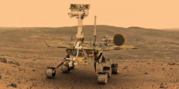 The Mars Rover Playlist