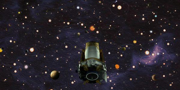 RIP Kepler Telescope