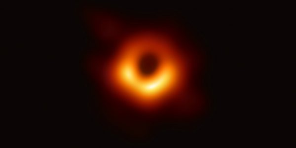 Humankind's First Image of a Black Hole